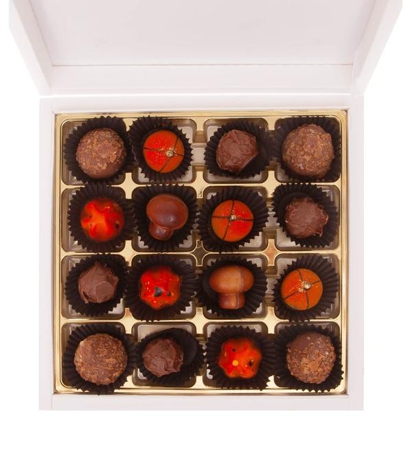Конфеты ручной работы из бельгийского шоколада Сен-Флоран – фото № 3