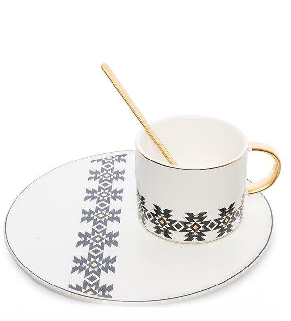 Чайная пара Узор – фото № 1