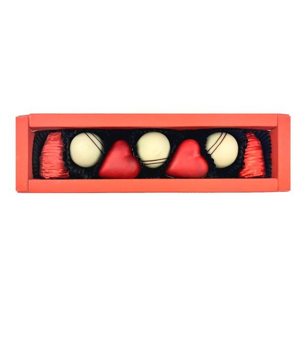 Конфеты ручной работы из бельгийского шоколада Локирк – фото № 2
