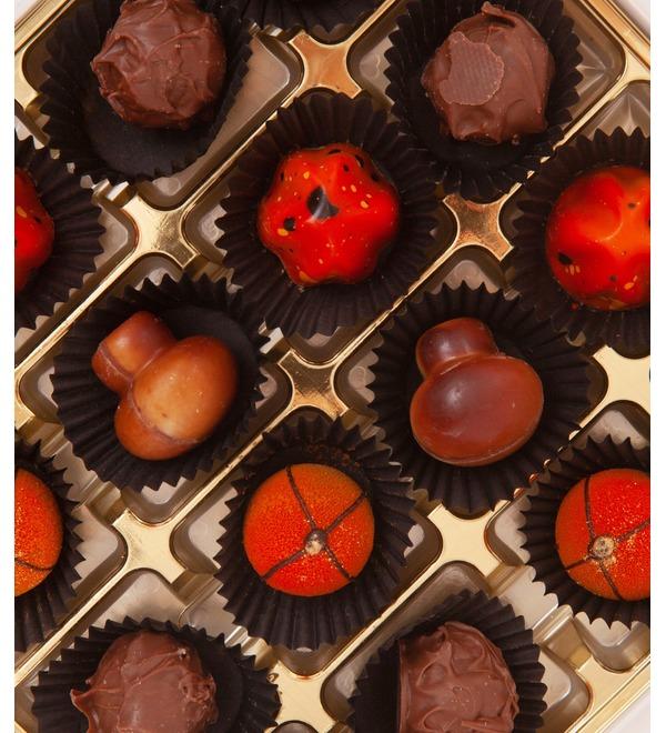 Конфеты ручной работы из бельгийского шоколада Сен-Флоран – фото № 2