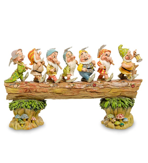 Figurine The Seven Dwarfs: Returning Home (Disney) – photo #2