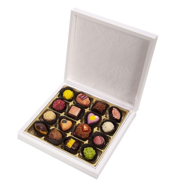 Конфеты ручной работы из бельгийского шоколада Люблю не могу – фото № 1