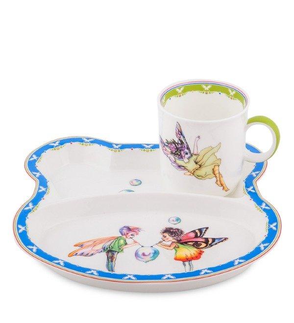Набор посуды из 2х предметов Эльф (Buona Elf Pavone) – фото № 1