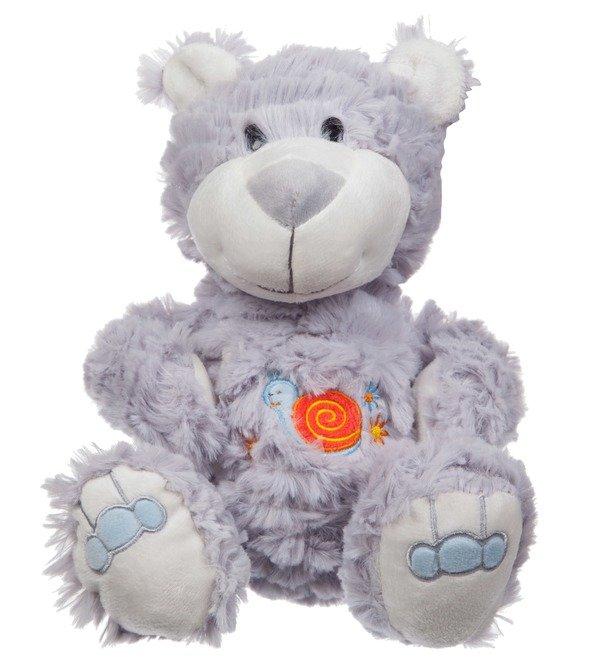 Soft toy Teddy Bear Casey (23 cm) – photo #1