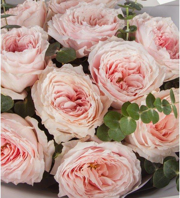 Букет Творение судьбы (11, 15 или 19 роз) – фото № 3