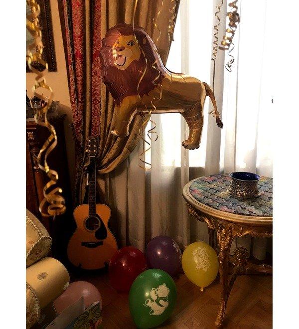 Оформление шарами Праздник! – фото № 3