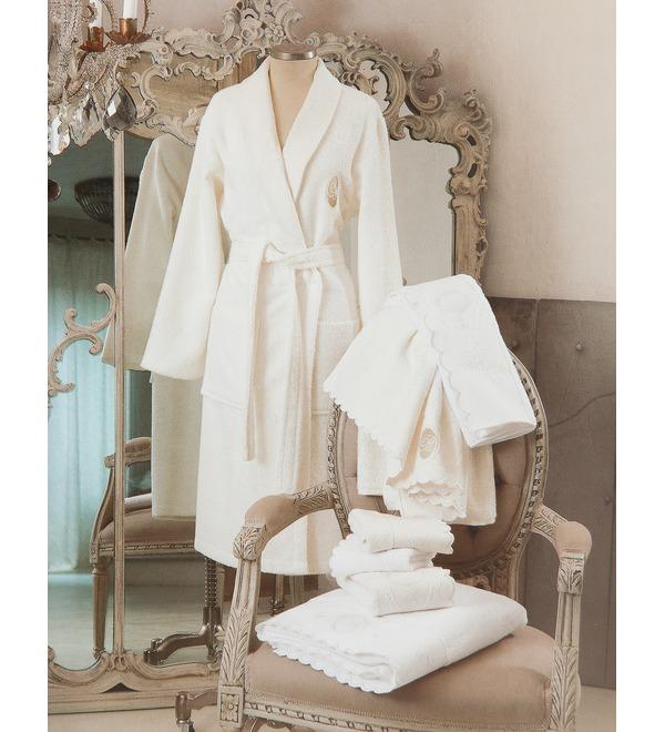 Комплект из 2 полотенец Анжелика Blumarine – фото № 4