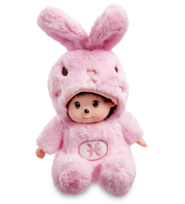 Kid in the Bunny costume Sign of the Zodiac - Pisces – photo #1