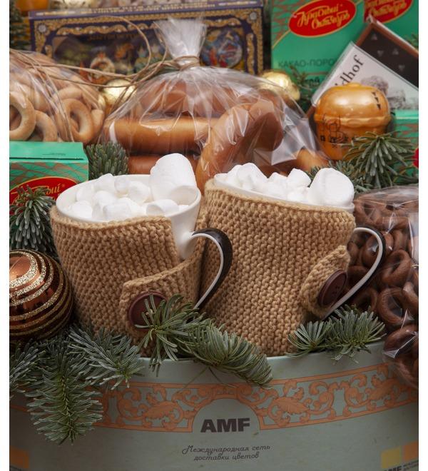 Подарочная коробка Горячий какао – фото № 4