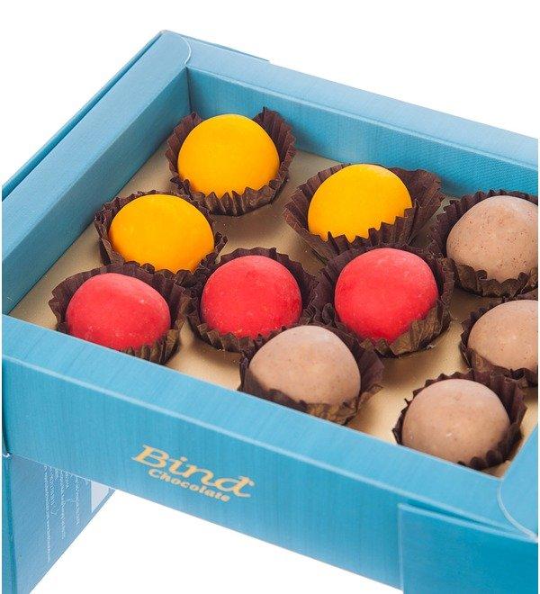 Набор шоколадных конфет Сокровище – фото № 2