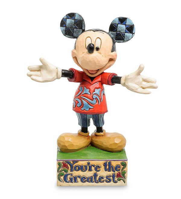 Figurine Mickey Mouse. Youre the best! (Disney) – photo #3