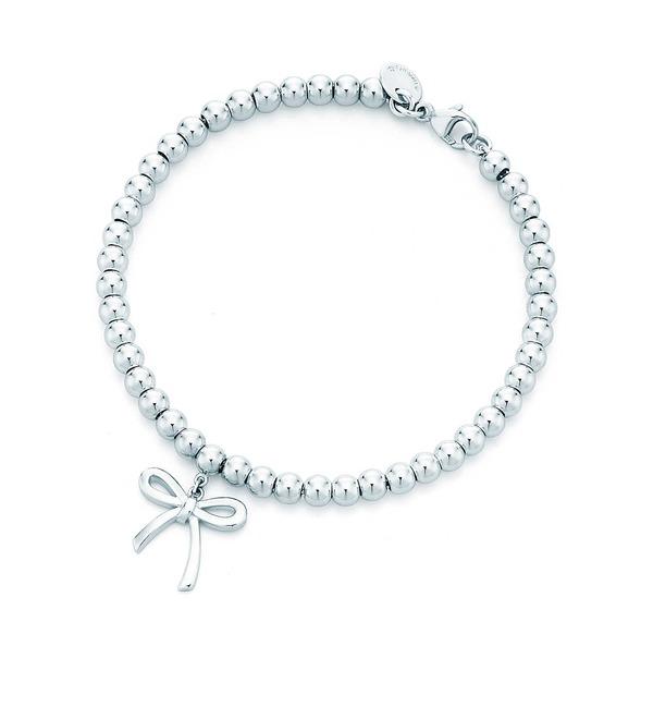 Bracelet Tiffany Bow Bead – photo #1
