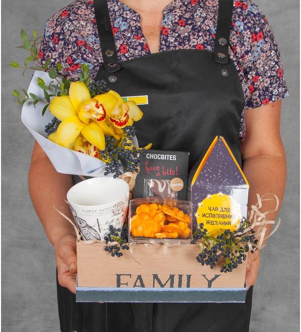 Подарочная коробка Семейный уют – фото № 1