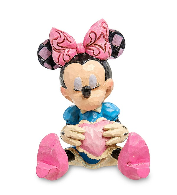 Figurine Minnie Mouse with the heart (Disney) – photo #1