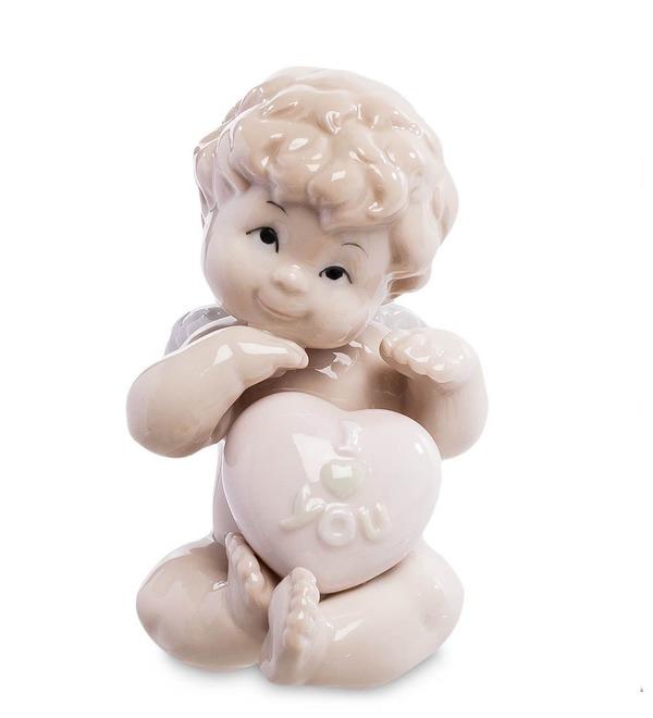 Figurine Angel (Pavone) – photo #1