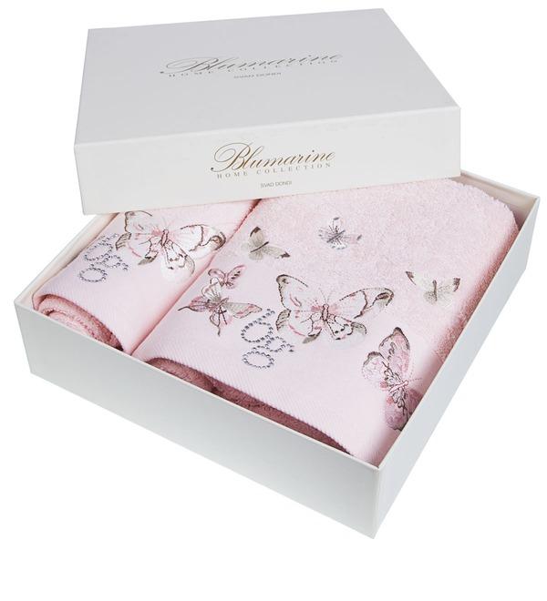 Set of 2 towels Mood of summer Blumarine – photo #3