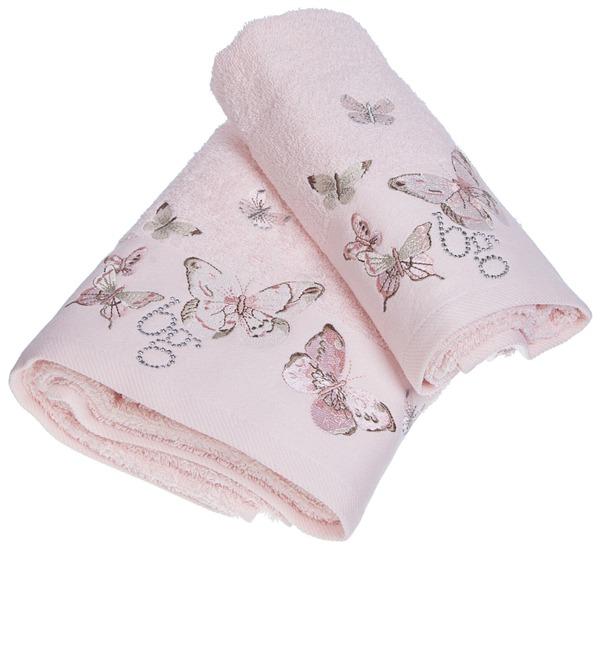 Set of 2 towels Mood of summer Blumarine – photo #1