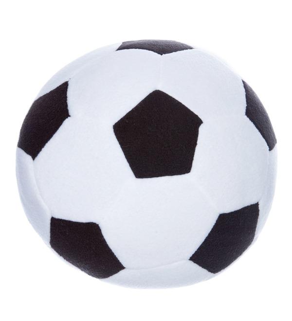 Мягкая игрушка Футбольный мяч (23см) – фото № 3