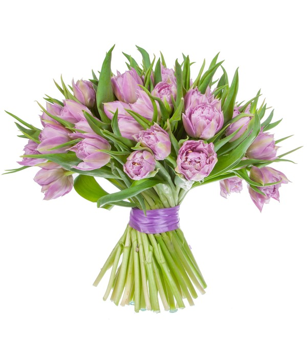 Bouquet of Double Price peony tulips (25, 51 or 101) – photo #4