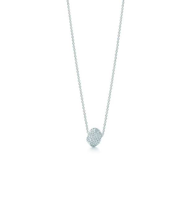 Колье Twist Knot Pendant Tiffany – фото № 1