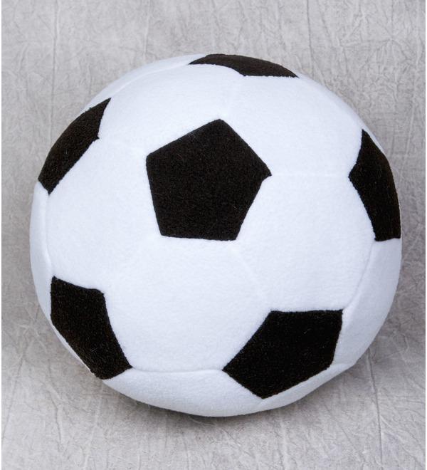 Мягкая игрушка Футбольный мяч (23см) – фото № 1