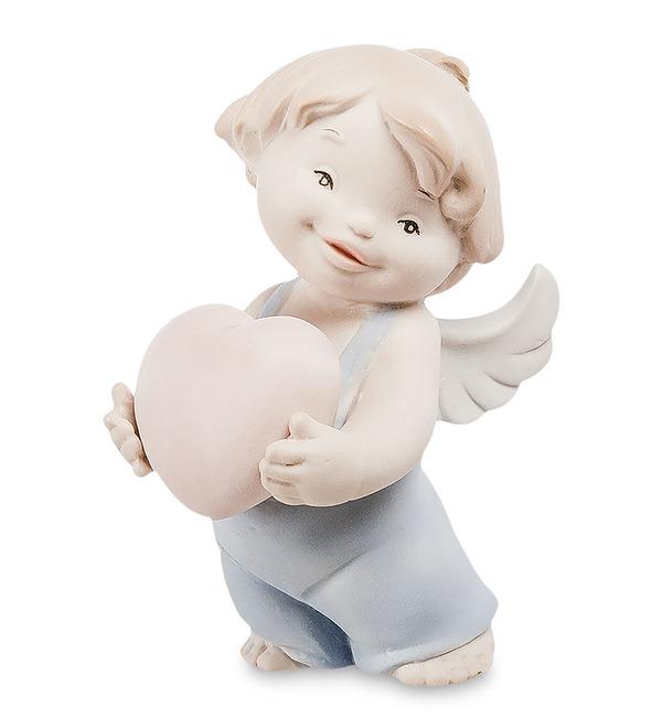 Figurine Angel biscuit (Pavone) – photo #1