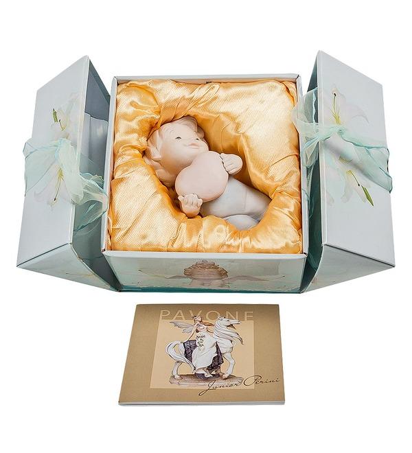 Figurine Angel biscuit (Pavone) – photo #3