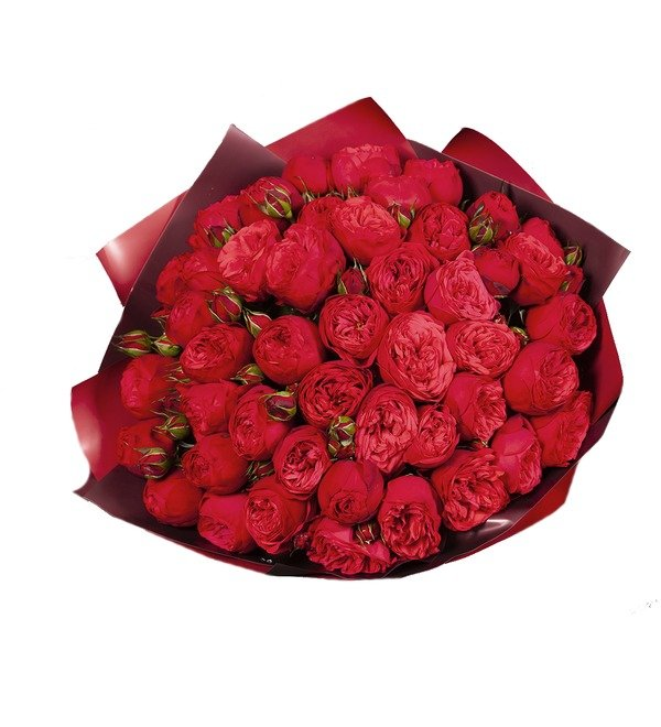Bouquet-solo Red Piano (15,25,51 or 75) – photo #4