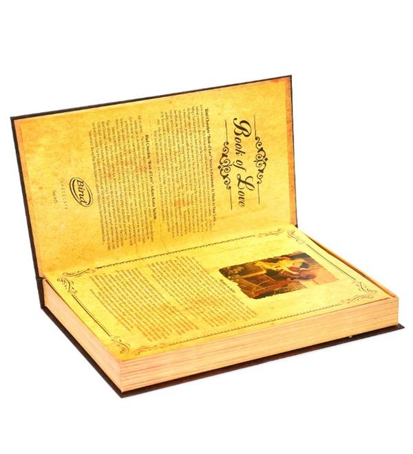Набор шоколадных конфет Книга любви – фото № 3