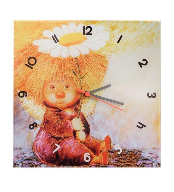 Wall Clock The Angel of Hope and Faith – photo #1