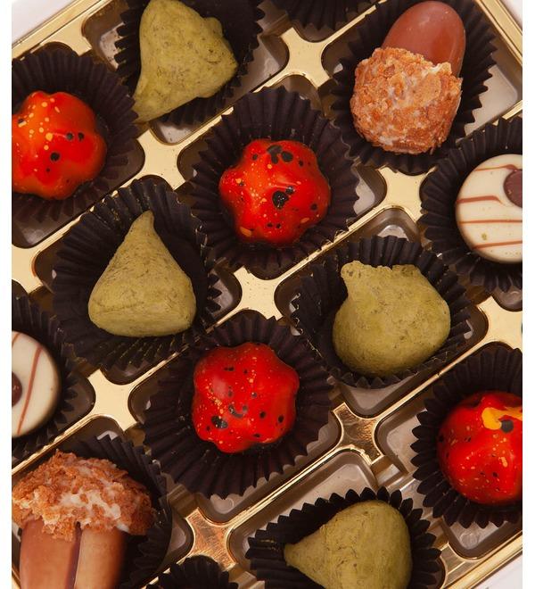 Конфеты ручной работы из бельгийского шоколада Экло – фото № 2