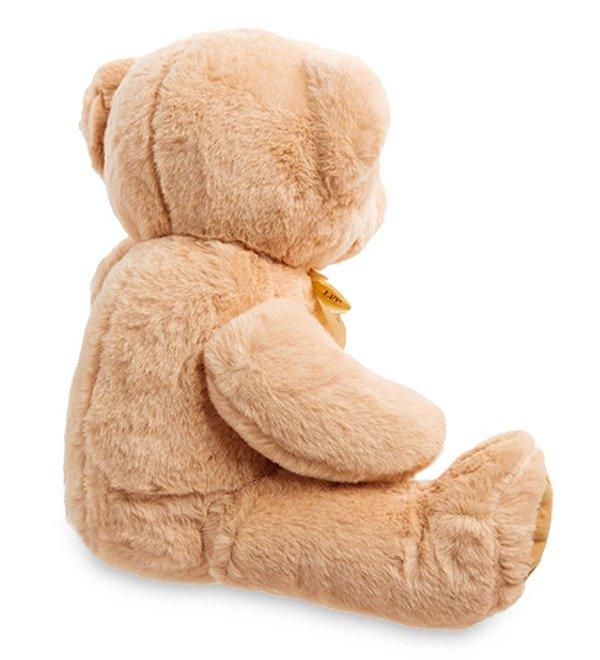 Мягкая игрушка Мишка-капучино (19 см) – фото № 2