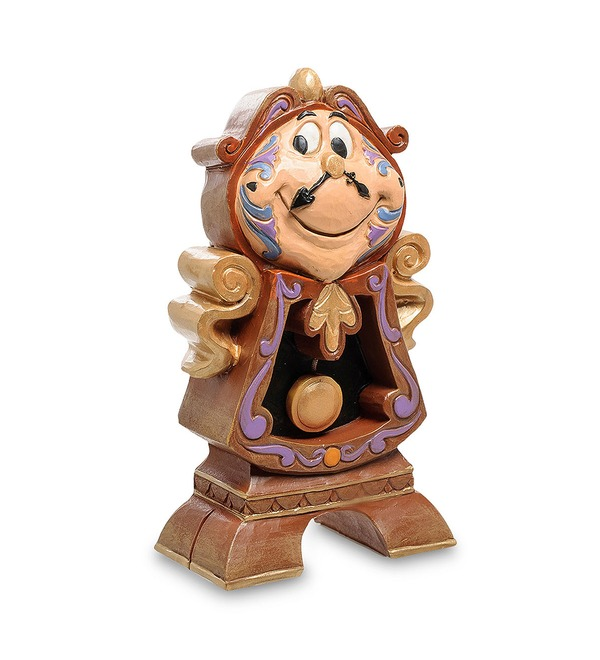 Figurine Cogsworth Always on the lookout (Disney) – photo #2