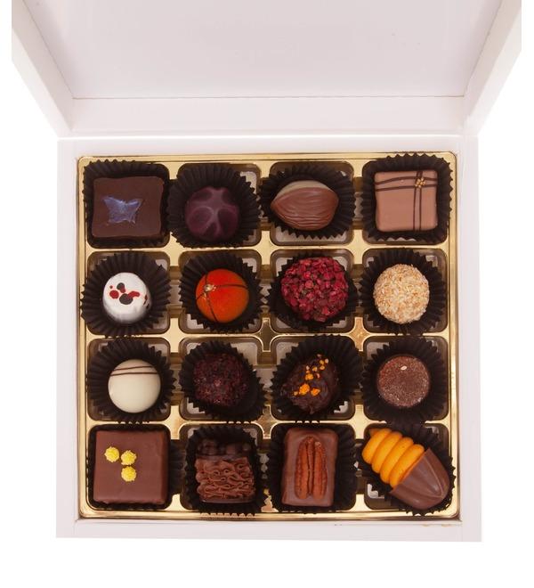Конфеты ручной работы из бельгийского шоколада Сицилия – фото № 3