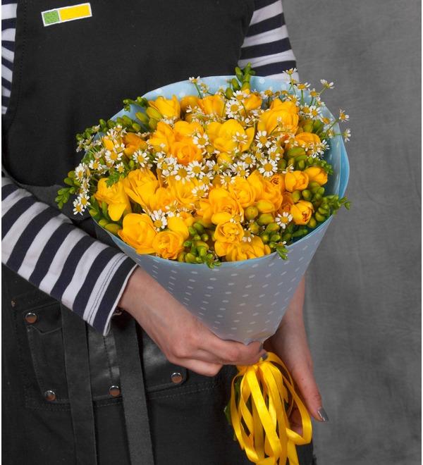 Букет Полевые цветы – фото № 1