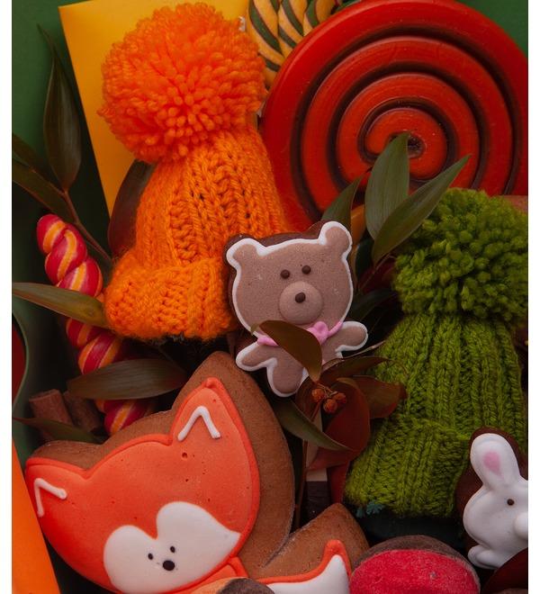Продуктовый букет Осенний лес – фото № 2