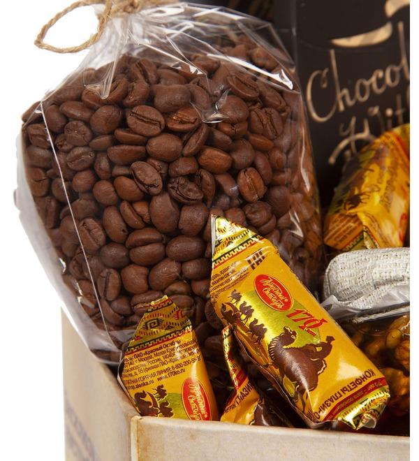 Подарочная коробка Ароматный кофе – фото № 3