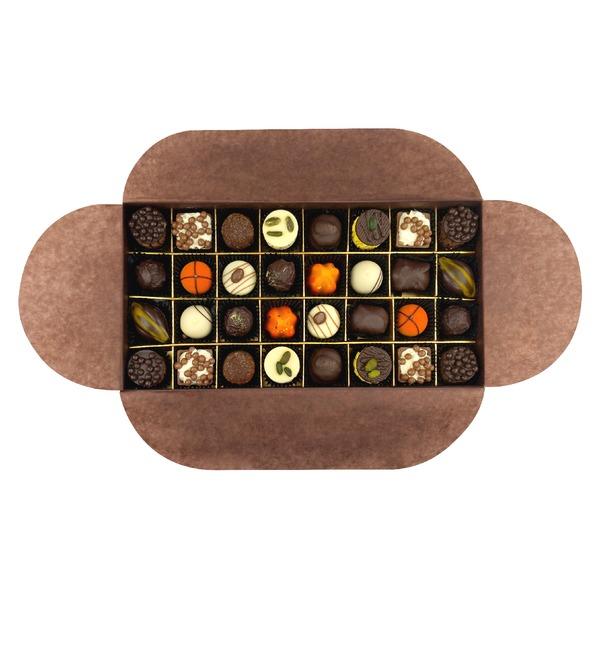 Конфеты ручной работы из бельгийского шоколада Сер-ла-Ронд – фото № 2