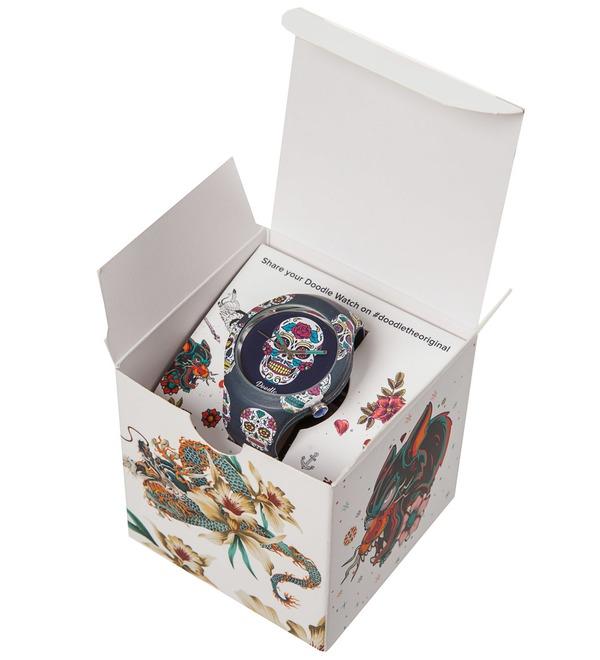 Часы Doodle Калавера – фото № 4