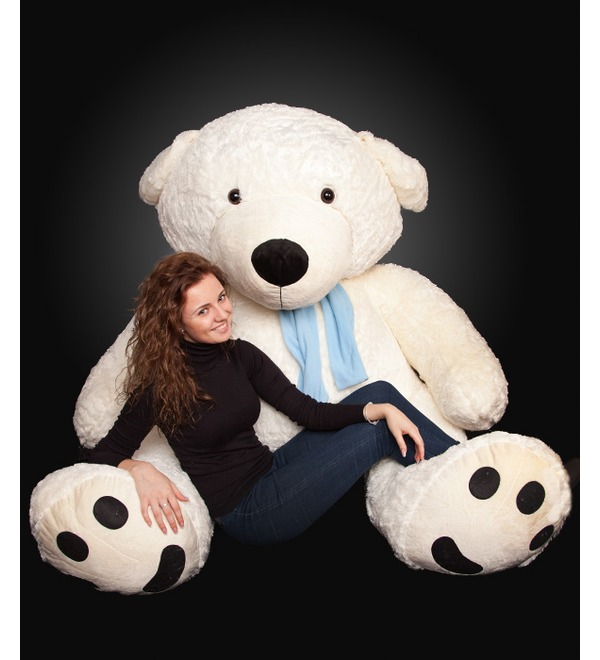 Toy Bear Fatty (200 cm) – photo #1