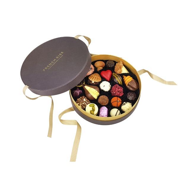 Конфеты ручной работы из бельгийского шоколада Изобилие – фото № 1