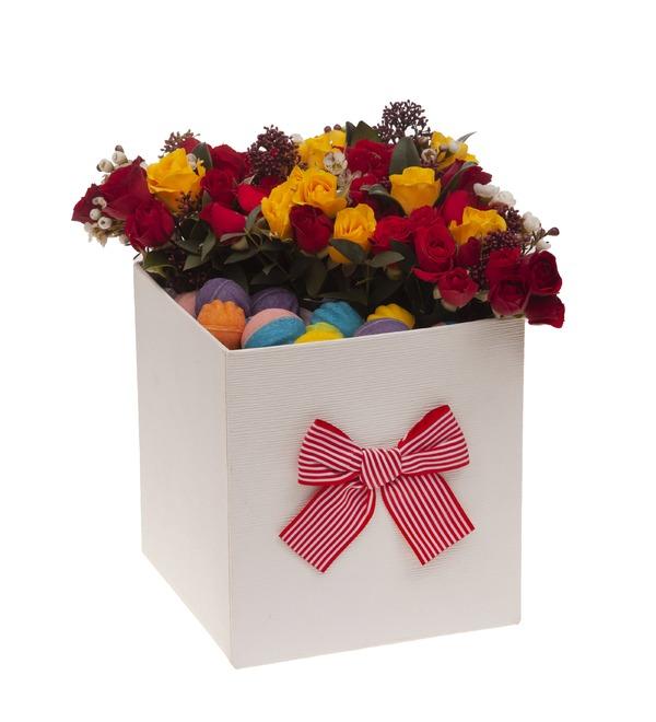 Подарочная коробка Сладкие мгновения – фото № 4