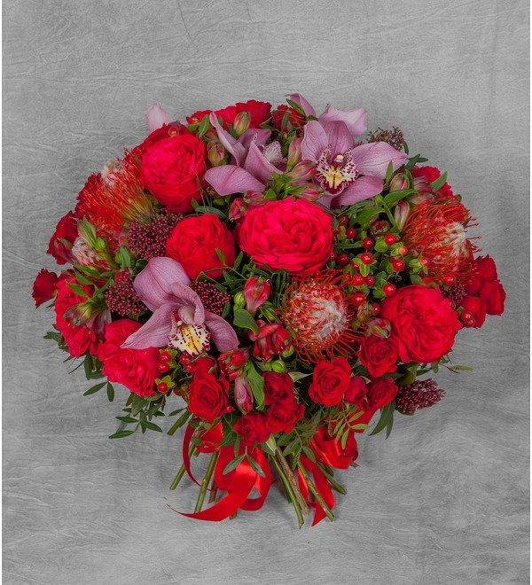 Bouquet Tango of love – photo #1