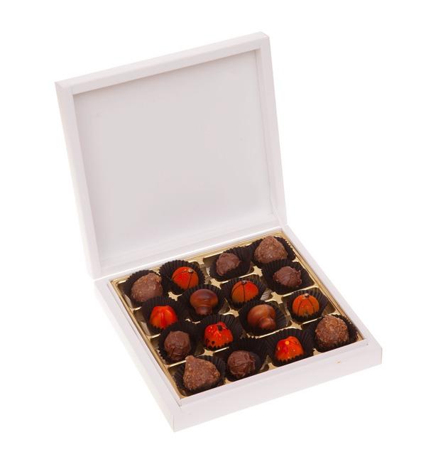 Конфеты ручной работы из бельгийского шоколада Сен-Флоран – фото № 1