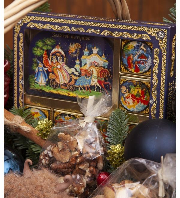 Подарочная корзина Сказки – фото № 2