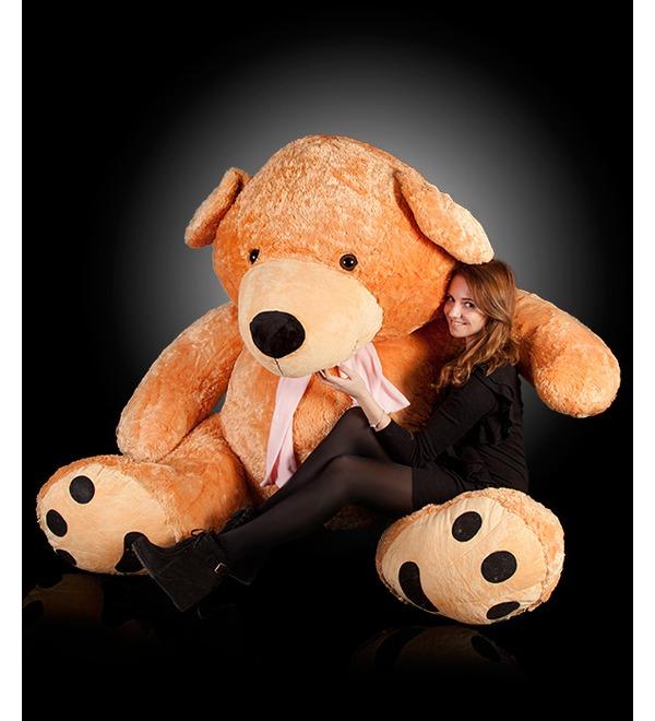 Мягкая игрушка Рыжий толстяк (200 см) – фото № 2