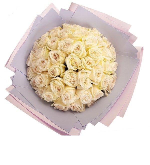 Bouquet-solo White OHara (15,25,51 or 75) – photo #3
