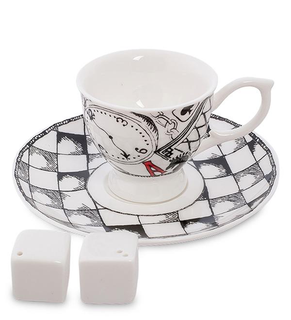 Набор для завтрака Алиса в Стране чудес (TOPCHOICE) – фото № 2