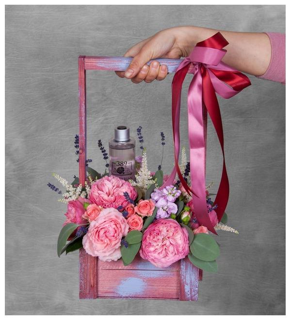 Композиция Розовый сад – фото № 1