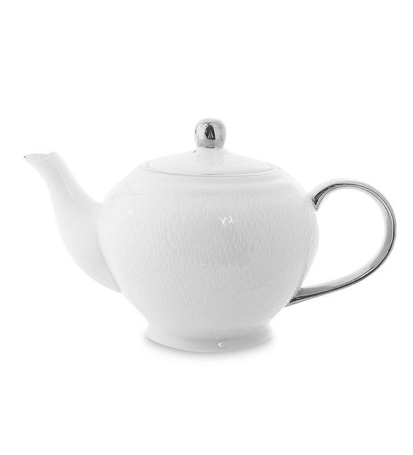 Чайный сервиз на 6 персон Ордженто бьянко – фото № 2
